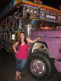 Infront of La Chiva