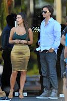 Kim Kardashian with her best friend