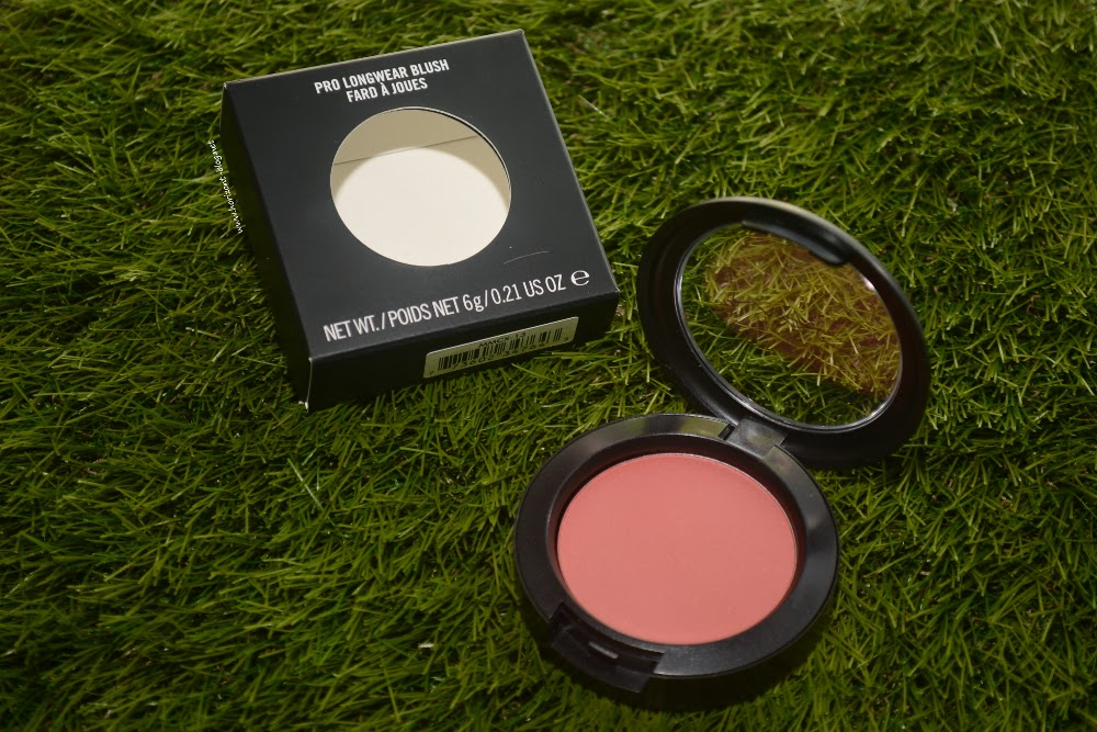 "Pro Longwear Blush ""Fleeting Romance"" aus der The Matte Lip - LE von MAC"