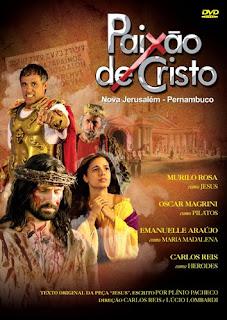 Download Paixão de Cristo de Nova Jeruzalém – DVDRip Nacional
