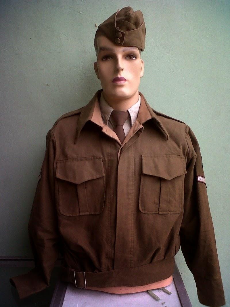 NAZI JERMAN Dijual Seragam Perang Dunia II Non Nazi