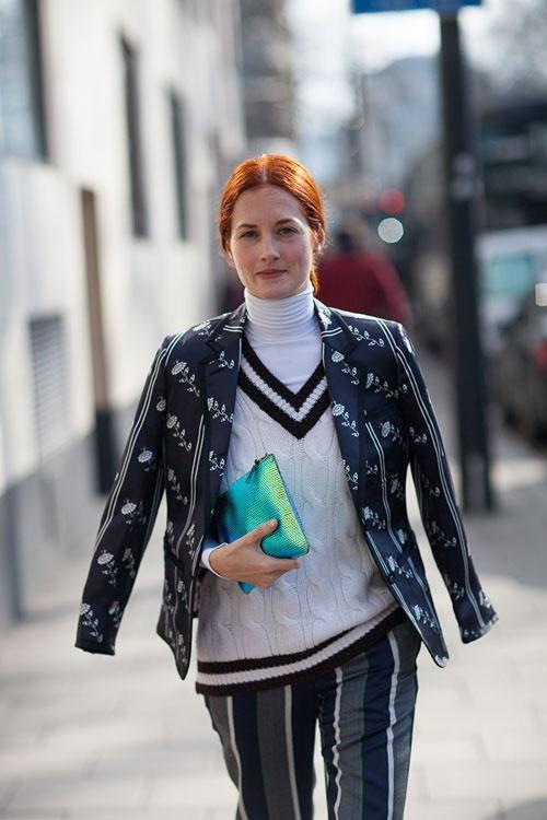 Street Style London Fashion Week Garotas Cosmopolitas