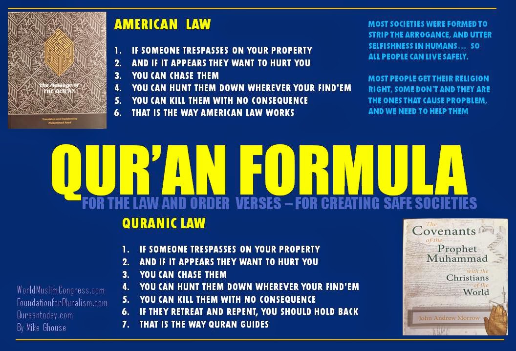 QUR'AN FORMULA