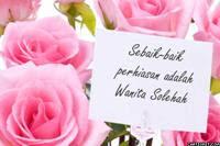 Pesan Mutiara Untuk Wanita