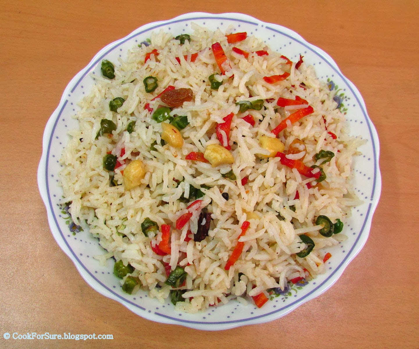vegetable pulao vegetable pulav vegetable vegetable pulao made of ...