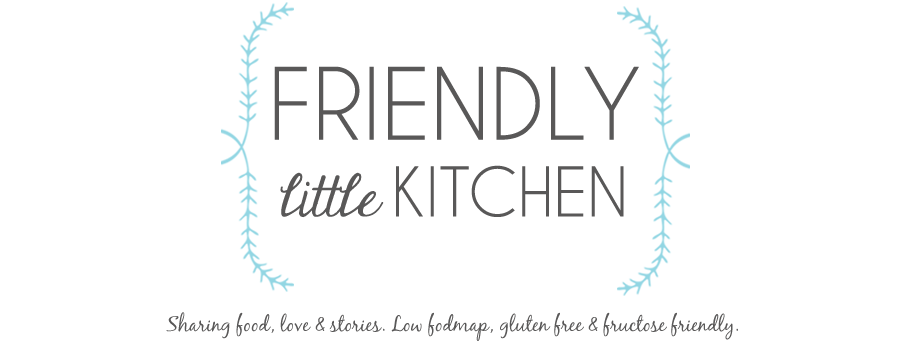 Friendly Little Kitchen