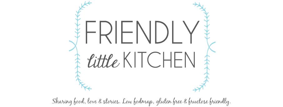 Friendly Little Kitchen