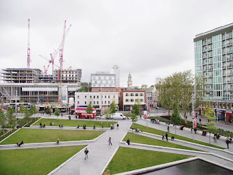 AWARD WINNER: GENERAL GORDON SQUARE