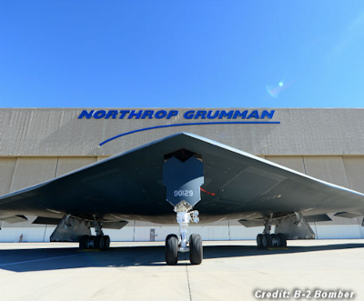 Air Force's Newest Secret Bomber Coming Out