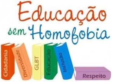 Educação Sem Homofobia