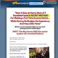 Easy Paycheck Formula