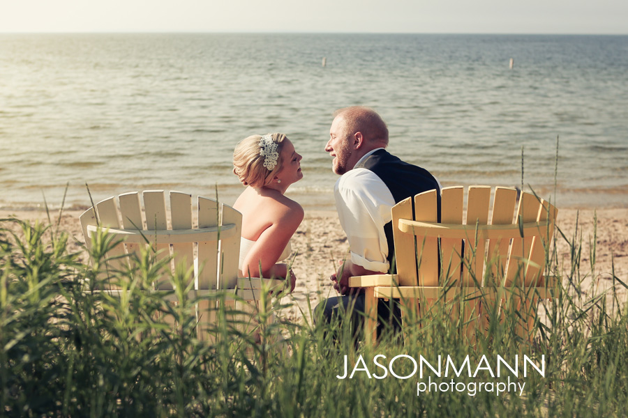 Door County wedding photography by Jason Mann Photography. www.jmannphoto.com