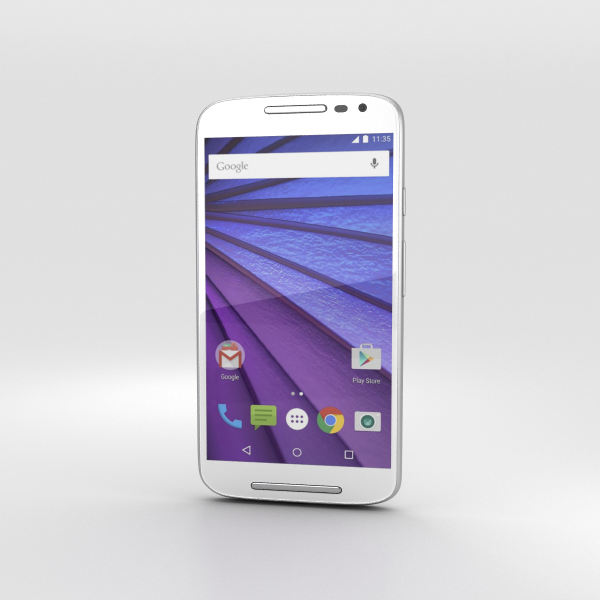 Moto G 3rd Generation XT1550 imported to India