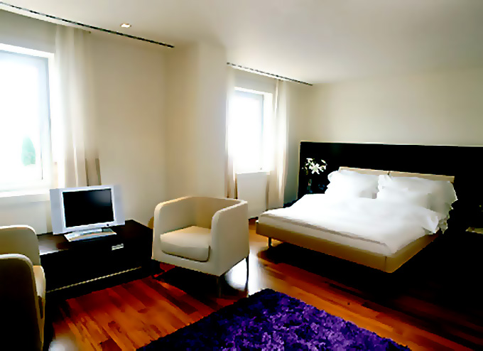 Standing ovation design luxury hotel room for U design hotel