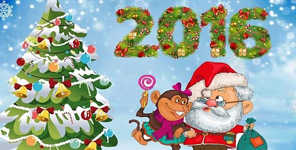 """""""تهنئة"""" رسائل راس السنة 2016 ، مسجات تهنئة بعيد راس السنة الميلادية واحتفال الكريسماس واتس اب ، صور Rasail ras sana 2016 مكتوبة SMS"""