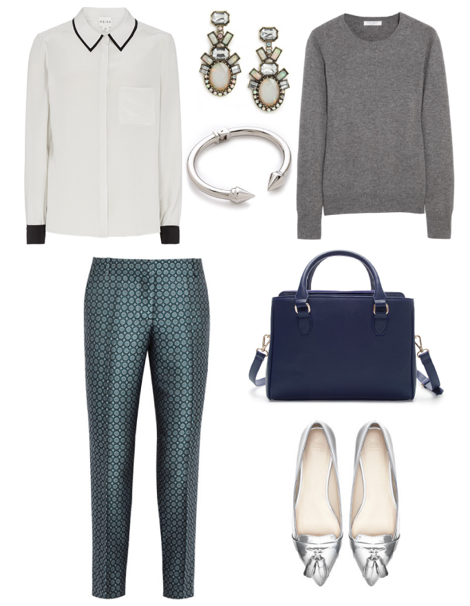 District of Chic: Fall Work Wear Shopping