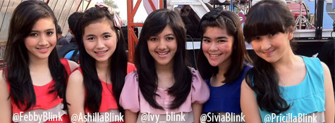 Biodata dan Foto Personil Blink