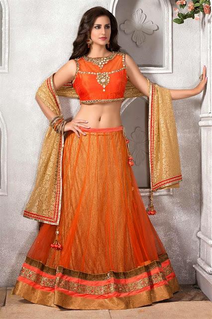 Bridal Lehenga Traditional Dress for Modern Girls