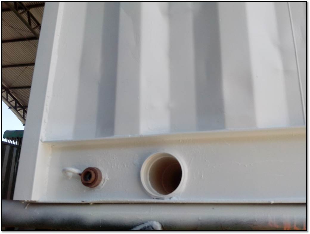Postado por REPARTAINER Reparos e Comércio de Container Ltda. às 08  #5C4D40 1040 785