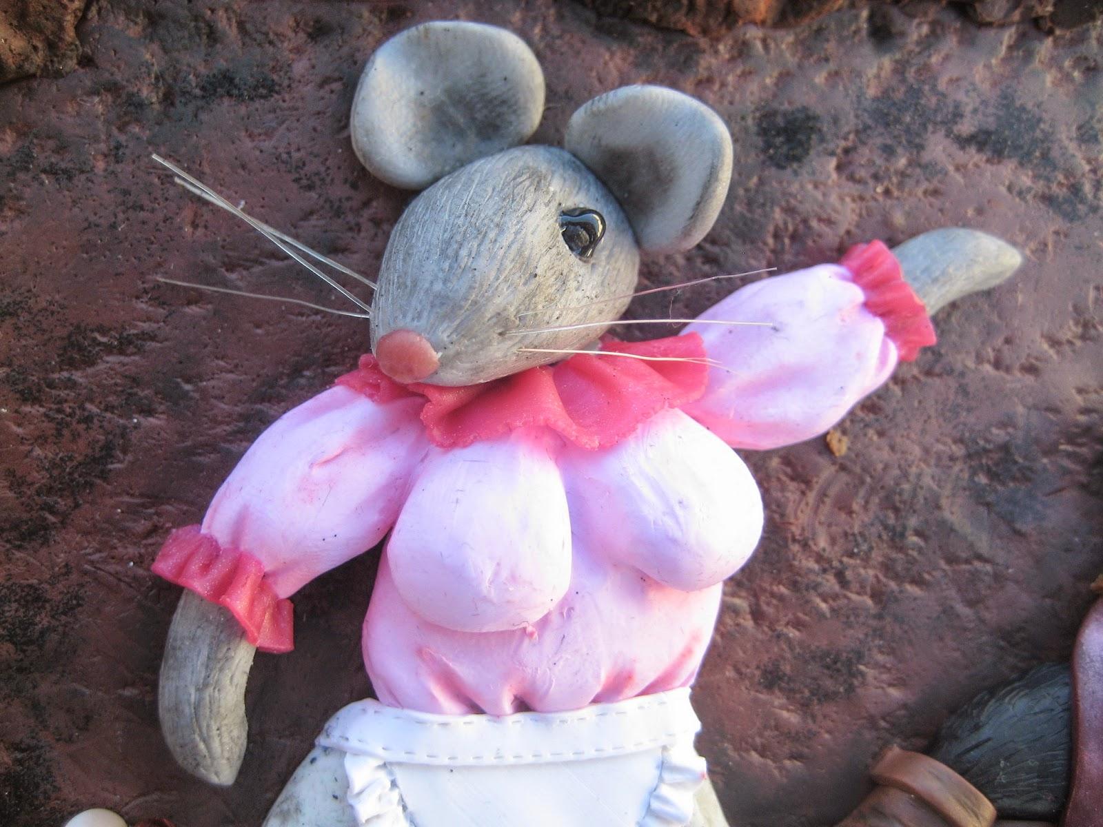mice, thumbelina, fairytale, mysz, calineczka, baśnie