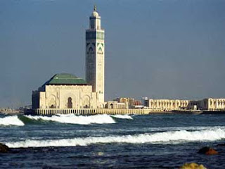 Menara Islam Tertinggi Di Dunia (Foto dan Gambar-gambar)