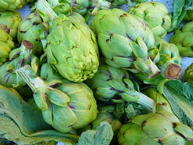 Cómo depurar tu organismo comiendo alcachofas