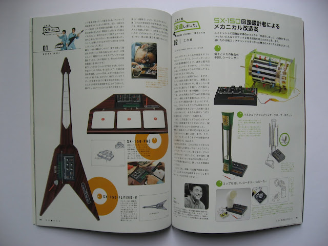Gakken SX-150 synthesizer chronicle
