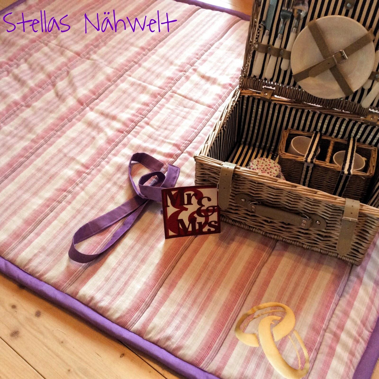 stellas n hwelt ein hochzeitsgeschenk f r eine freundin. Black Bedroom Furniture Sets. Home Design Ideas