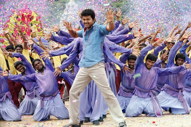 Vijay in 'Velayutham' Movie