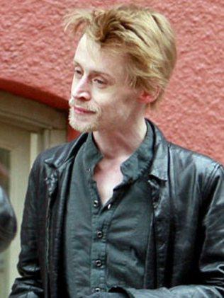 Macaulay Culkin 2012