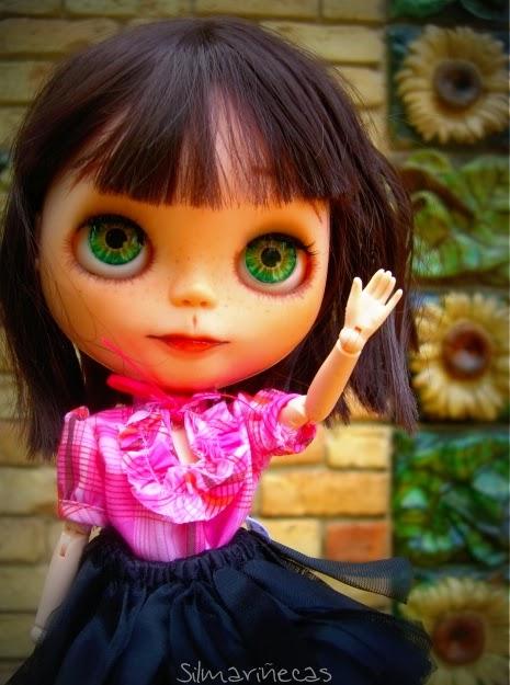 Basaak doll en Comillas