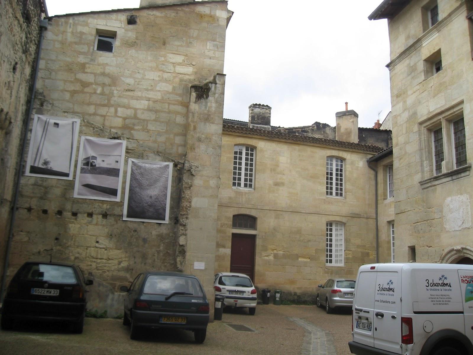 Visites impasse de la rue neuve de l poque m di vale for Maison de l architecture bordeaux
