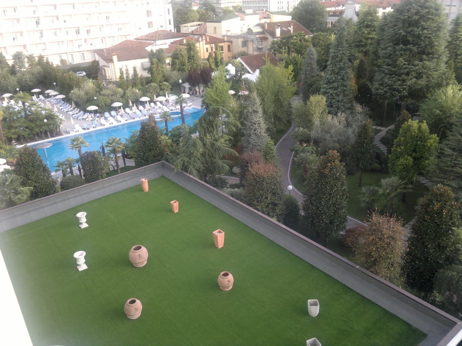 Abano e montegrotto il pi grande parco termale d europa - Piscine termali abano aperte al pubblico ...