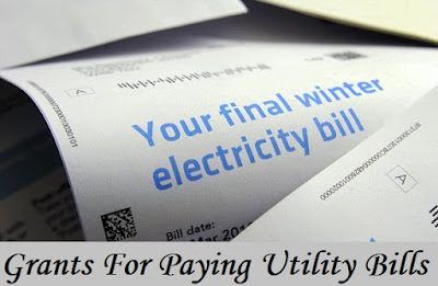Grants For Paying Utility Bills