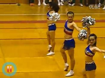 video cheerleaders mahasiswa