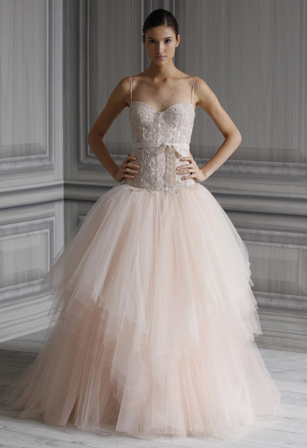Jalissa\'s blog: monique lhuillier 2011 wedding collection Costume ...