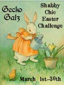 March 2016 Gecko Galz Challenge