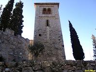 El campanar de Santa Maria del Puig de la Creu. Autor: Carlos Albacete