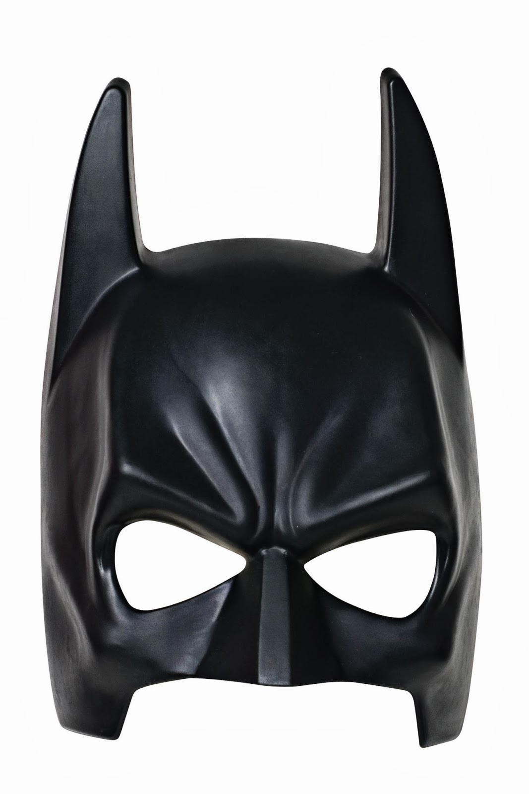 It is a picture of Striking Batman Mask Printable