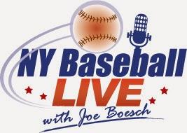 NY Baseball Live with Joe Boesch