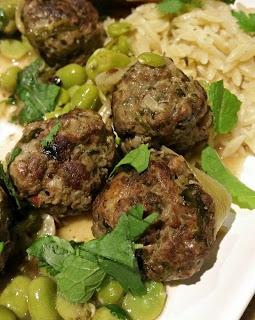Ottolenghi meatballs
