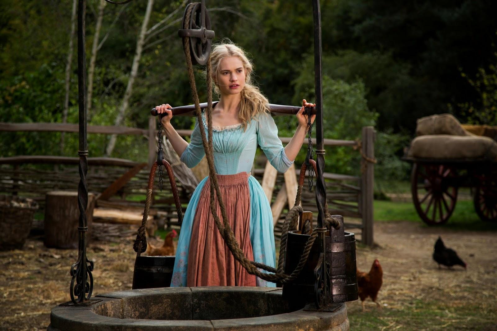 Cinderella Movie 2015 Ella Putri Abu