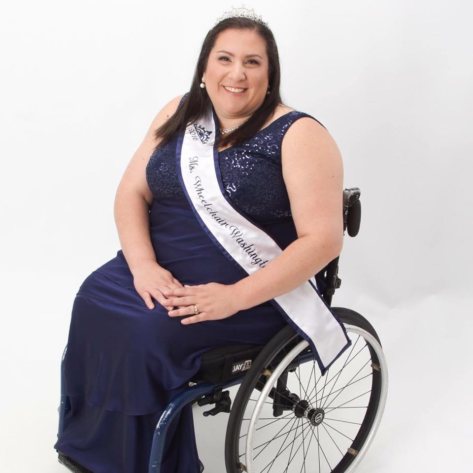 2016 Ms. Wheelchair Washington