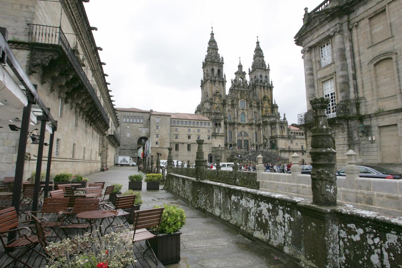 Turismo en Santiago de Compostela