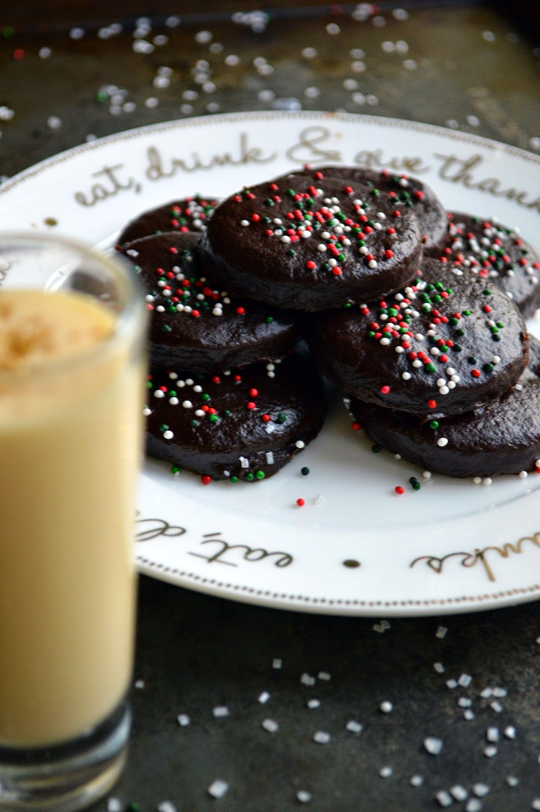 holiday thin mint cookie recipe