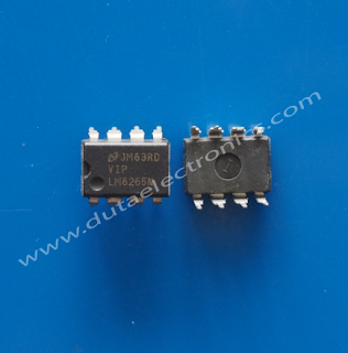 IC LM6265N - High Speed Operational Amplifier