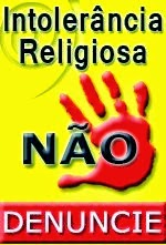 Liberdade de Credo Religioso...