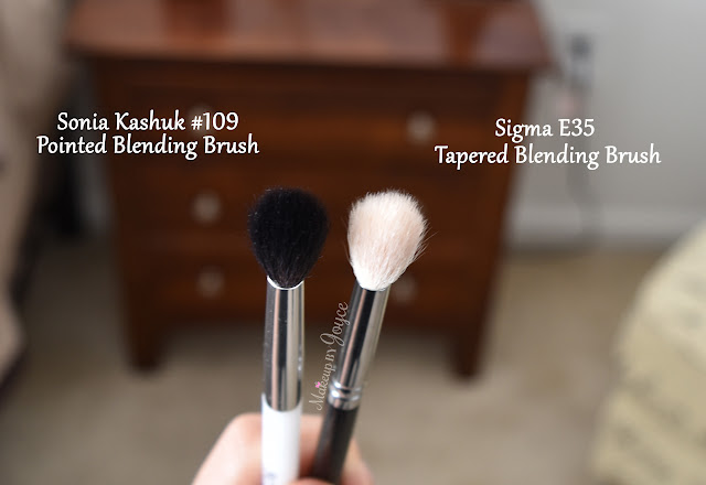 Sonia Kashuk 109 Pointed Blending Brush Review