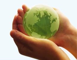 Ayo Jaga Hijaunya Bumi Kita
