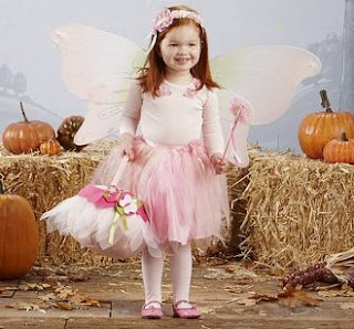 Toddler Garden Fairy Butterfly Tutu Costume